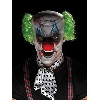 Sinister Clown Make-Up Kit, MULTI