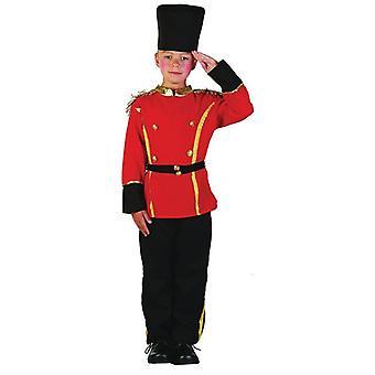 Guardia británica (pequeña edad 3-5)