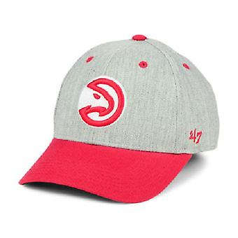 Atlanta Hawks NBA 47 Brand Contender Stretch Fitted Hat