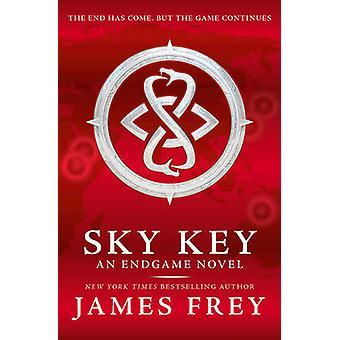 Niebo klucz - 2 przez James Frey - Nils Johnson-Shelton - 9780007585229 książki