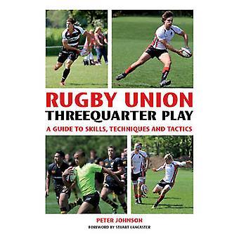 TAC e Rugby Union Threequarter Play - una guida per competenze - tecniche