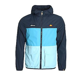 Ellesse Trio Full Zip Hooded Jacket | Navy