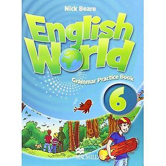 Inglês mundo 6: Gramática prática