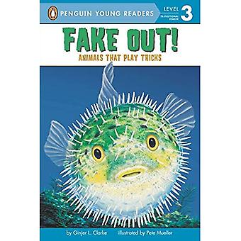 Fake Out!: Animals That Play Tricks (All Aboard Science Reader: Level 2)