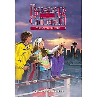The Seattle Puzzle (Boxcar Children)