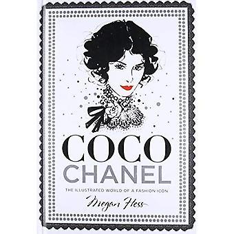 Coco Chanel: Le monde illustré d'une icône de la mode