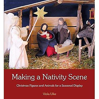 Making a Nativity Scene: Christmas Figures and Animals for a Seasonal Display