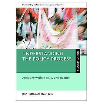 In den politischen Prozess zu verstehen: Analyse Welfare Policy and Practice (Verständnis wohl Serie: soziale Probleme, Politik & Praxis)