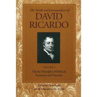 Works and Correspondence of David Ricardo by David Ricardo & Piero Sraffa