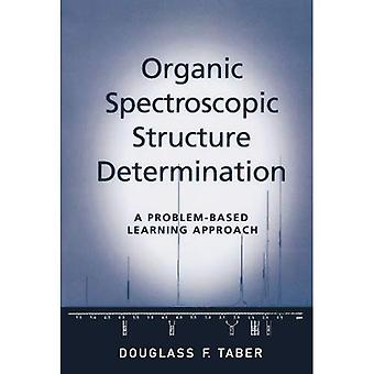 Détermination de la Structure spectroscopiques organique: Une approche du Problem-Based Learning