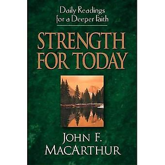 Strength for Today (Daily Readings for a Deeper Faith)