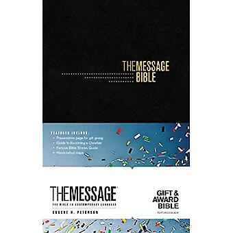 The Message Gift and Award� Bible