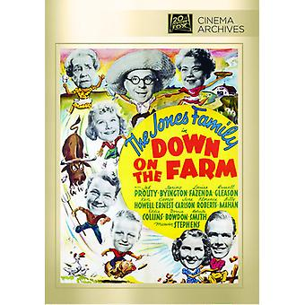 Down on the Farm [DVD] USA import