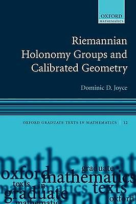 Riehommenian Holonomy Groups and Calibrated Geometry by Joyce & Dominic D.