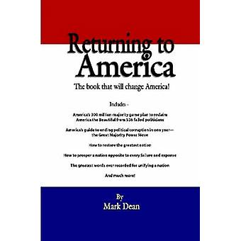 Returning to America by Dean & Mark
