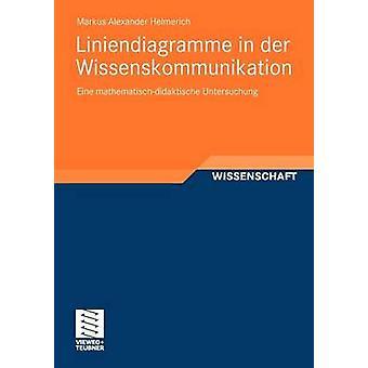 Liniendiagramme in Der Wissenskommunikation Eine MathematischDidaktische Untersuchung by Helmerich & Markus