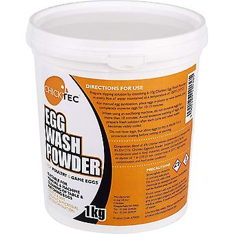 Interhatch Chicktec Egg Wash Powder
