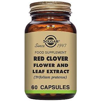 Solgar Red Clover Flower & Leaf Red Clover 60 Capsules (Diet , Supplements)