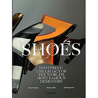 Shoes: Footprint: The Legacy of the World's Most� Famous Designers