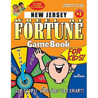 New Jersey Wheel of Fortune! by Carole Marsh - 9780793396764 Book