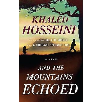 And the Mountains Echoed (large type edition) by Khaled Hosseini - 97