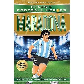 Maradona by Maradona - 9781786069245 Book