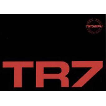 Triumph TR7 Official Owners' Handbook - Pt. No. Akm4332 - 978187064273