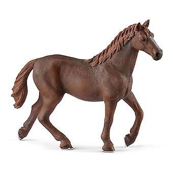 Schleich Horse Club English Thoroughbred Mare Horse Toy Figure (13855)