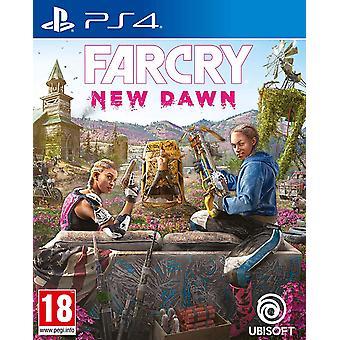 Far Cry New Dawn PS4 Game