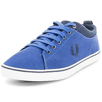 Fred Perry mænds Hallam Twill lærred undervisere B8272-955