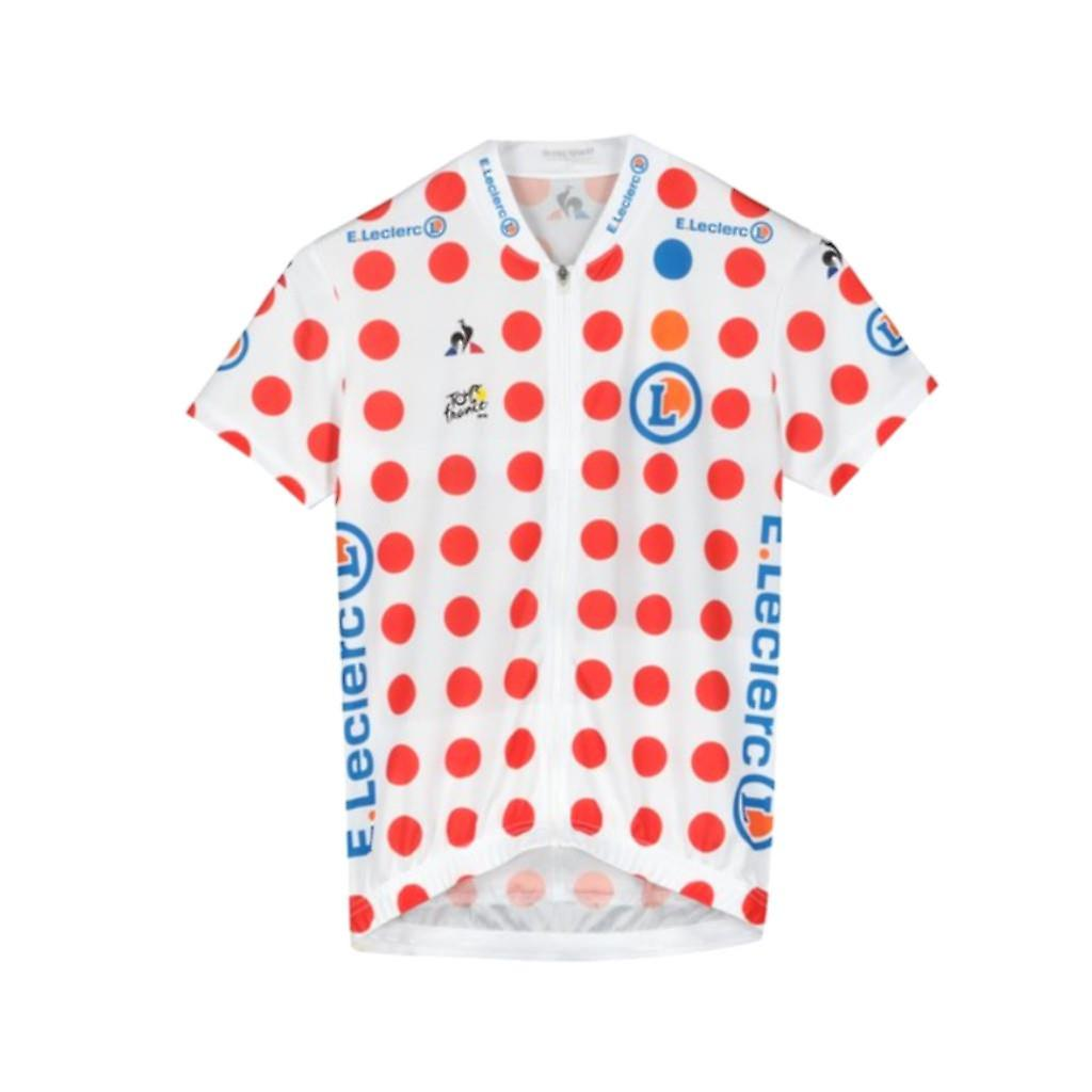 Tour de France Le Coq Sportif Enfants Replica King of the Mountains Jersey (fr) Polka - France 2019 - France 14 (en)