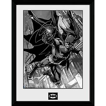 Batman komiks hak oprawione Collector wydruku 40x30cm