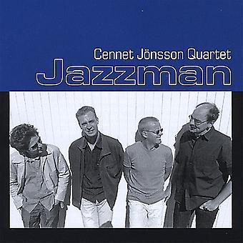 Cennet Jansson Quartet - importar de USA Jazzman [CD]