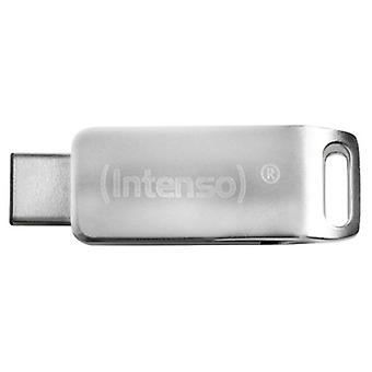 INTENSO 3536480 32 GB Silver USB key