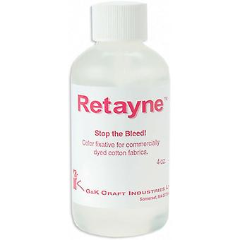 Retayne Color Fixative 4 Ounce Gkret