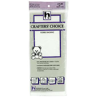 Crafter's Choice Fusible Backing 36