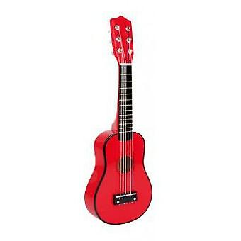 Legler Guitar, Red (Toys , Educative And Creative , Music , Instruments)