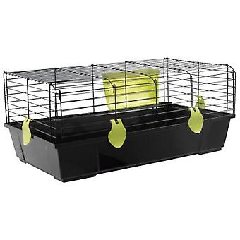 Voltrega Foldable Black Cage Rabbit 526 (Small animals , Guinea Pigs , Cages and Parks)
