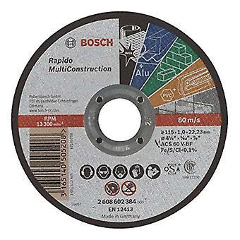 Bosch 2608602384 Rapido multi konstruktion lige skære disken