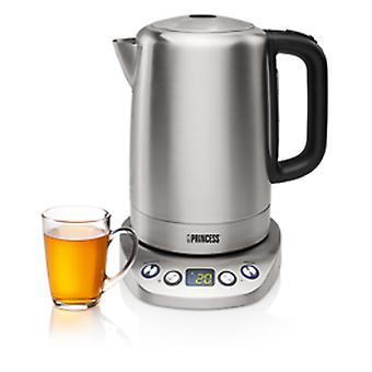 Princess Digital Kettle Stainless Steel Deluxe