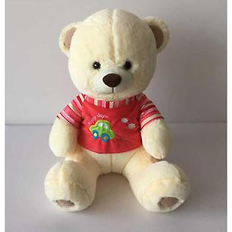 Import Bear 30Cm Beig with Shirt