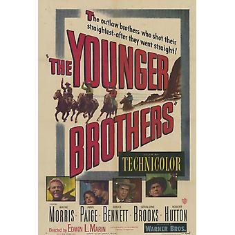 Younger Brothers Movie Poster Print (27 x 40)