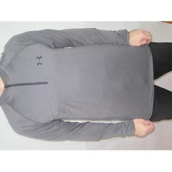 Under Armour men's shirt with ¼-zip longsleeved heatgrar