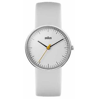 Braun Ladies All White BN0021WHWHL Watch