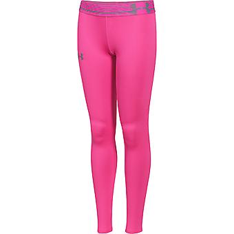 Under Armour HeatGear rustning jenter komprimering Legging