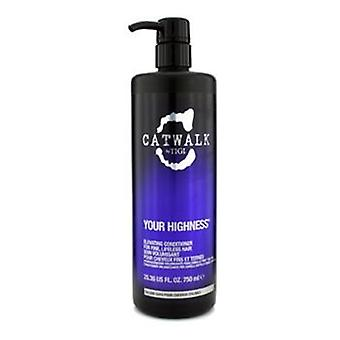 Catwalk Your Highness Elevating Conditioner (For Fine Lifeless Hair) - 750ml/25.36oz