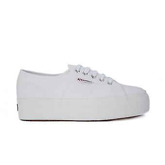 Superga White UP And Down 2790ACOTW901   women shoes