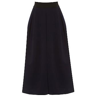 Love2Dress Elastic Waist Band Midi Skater Skirt