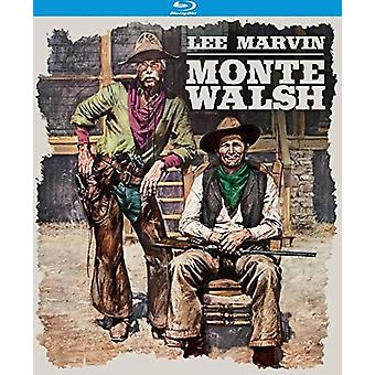 Monte Walsh [BLU-RAY] USA importar