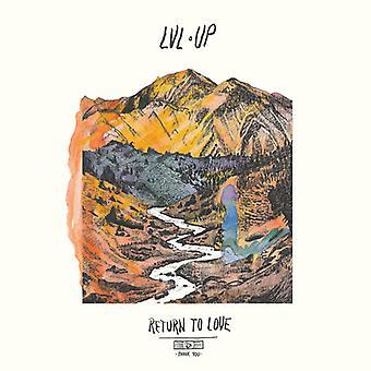 Importación de LVL Up - regreso al amor (incluye de tarjeta de descarga) [vinilo] Estados Unidos